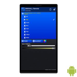 DMX4ALL Remote für Android