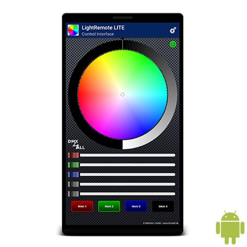 Light Remote LITE für Android