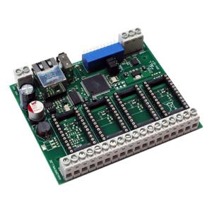 ArtNet-LED-Dimmer CC4