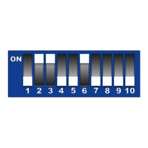 DMX DIP-Switch