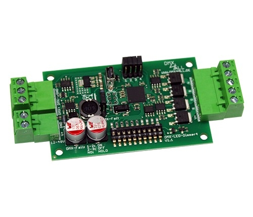 DMX-LED-Dimmer 4