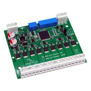 DMX-LED-Dimmer X9HR