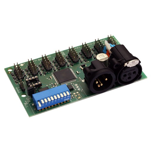 DMX-LED-Dimmer 16xRGB