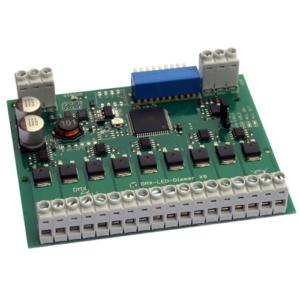 DMX-LED-Dimmer X9