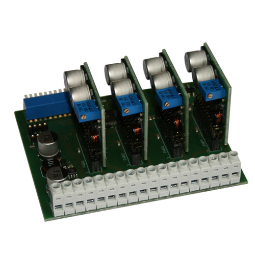 DMX-LED-Dimmer BB4