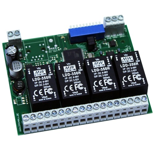 DMX-LED-Dimmer CC4