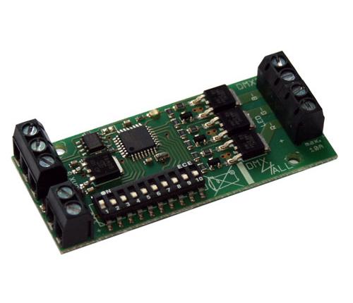 DMX-LED-Dimmer MaxiRGB (SR)