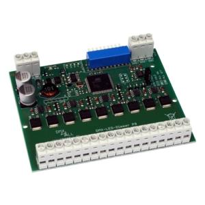 DMX-LED-Dimmer P9