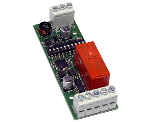 DMX-Relais/Analog Interface 1