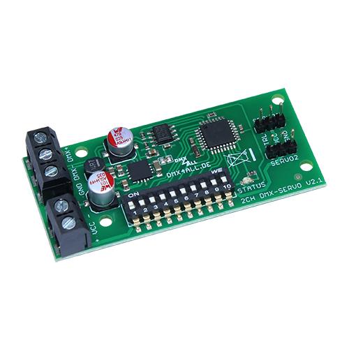 DMX-Servo-Control 2