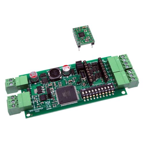 DMX-Stepper-Control