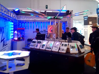 elektro technik Messe 2017