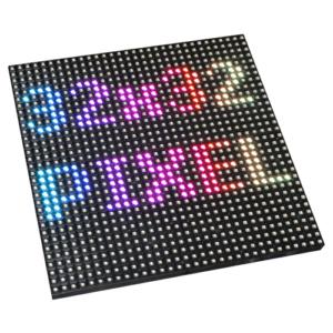 HUB75 Dot-Matrix Panel 32x32