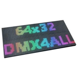 HUB75 Dot-Matrix Panel 32x64