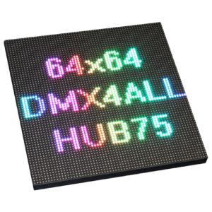 HUB75 Dot-Matrix Panel 64x64