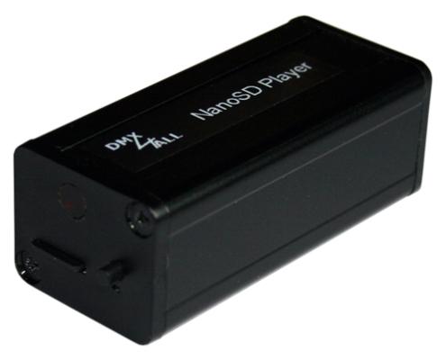 NanoSD Player