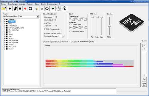 DMX-Configurator