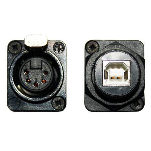 USB-DMX STAGE-PROFI MK2 XLR5