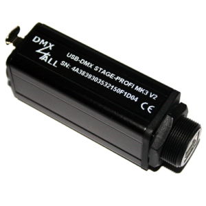 USB-DMX STAGE-PROFI MK3 XL5